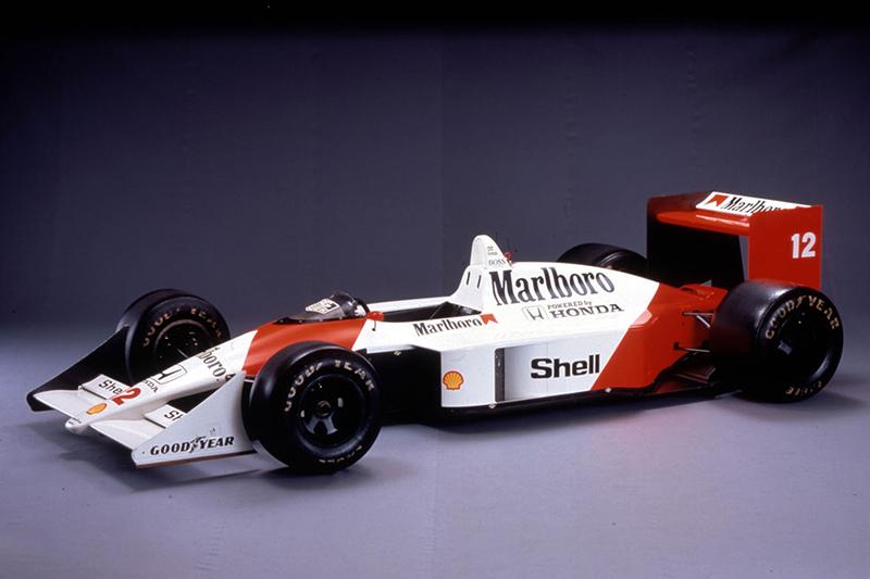 車迷、FIA大統領以及McLaren老闆以為的McLaren-Honda賽車。