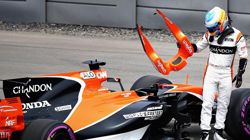 實際上Alonso的McLaren-Honda經歷。
