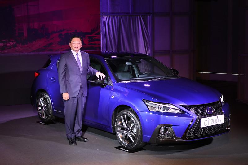 全新CT 200h為同級距唯一的Full Hybrid車款,搭載Lexus獨步全球的Hybrid技術。