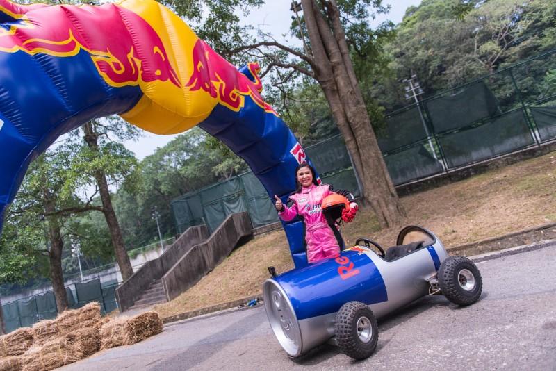 拉力賽皇后沈佳穎將擔任第二屆Red Bull皂飛車大賽評審之一。