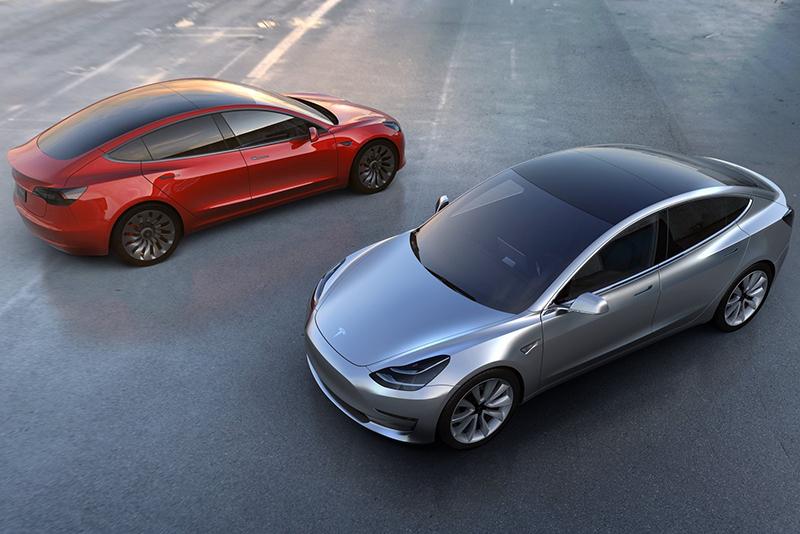 Tesla嚐到甜頭,大家當然也想分一杯羹。