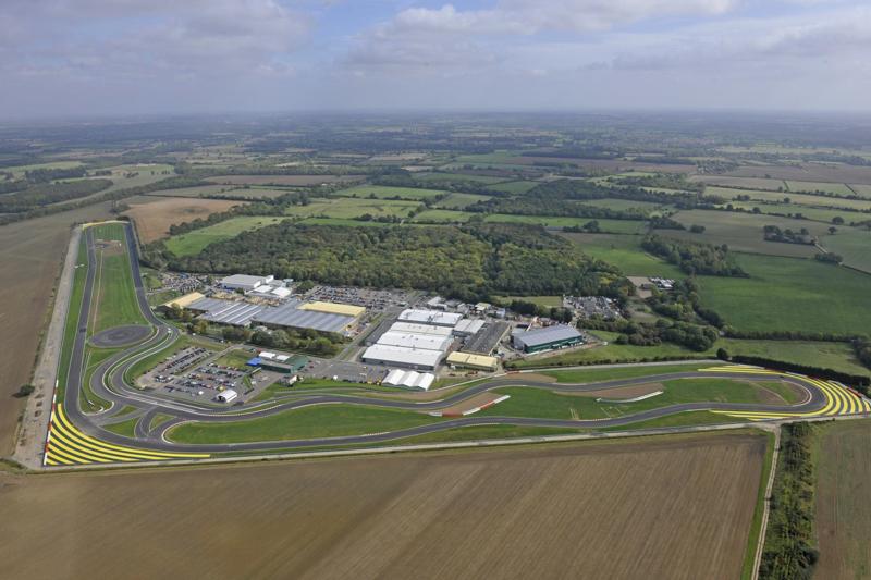 Lotus位於英國Norfolk的總部。