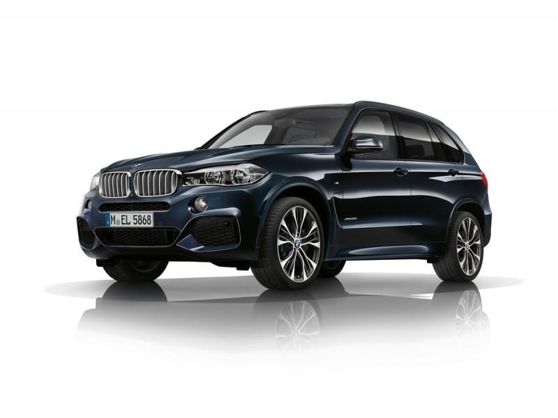 X5 Special Edition用的或許就是碳黑純色車漆