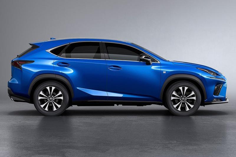 小改款NX 200只要152萬元起,包括Subaru、Mazda乃至自己家的Toyota等百萬SUV是要怎麼賣?