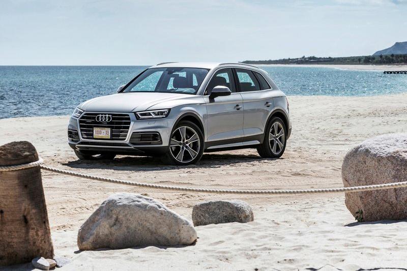 也才剛上市的Audi Q5雖然並未祭出降價策略,但是更高的性價比也是LSUV級距中的優選。