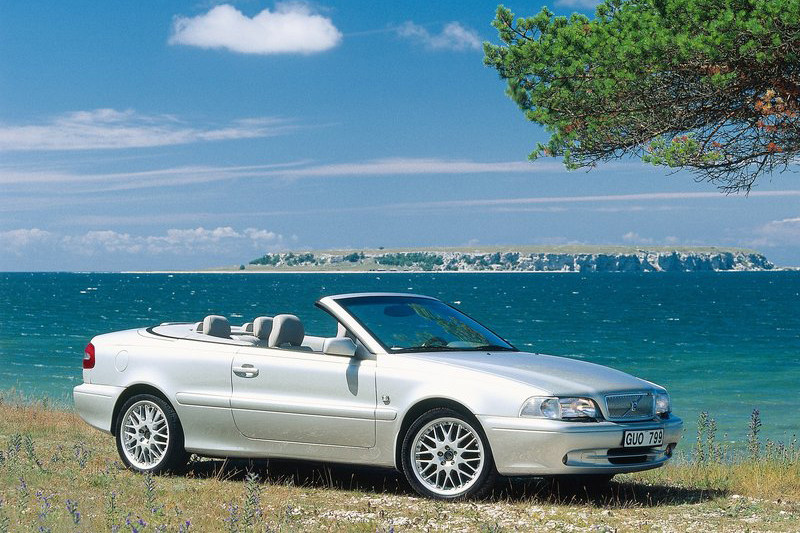 有史上最美Volvo之稱的初代C70,共計推出應頂Coupe與軟頂敞篷雙車型。