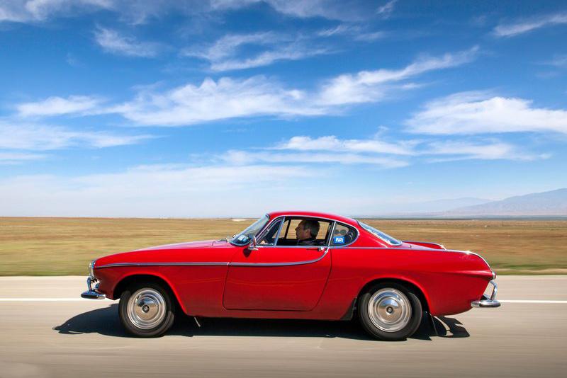 如同Volvo P1800這般的絕美線條,至少可見的未來只待成追憶。