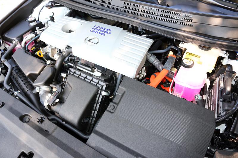 搭載之油電混合動力系統,可輸出136ps綜效馬力。