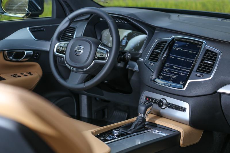 座艙設計與先前車款大抵相同。
