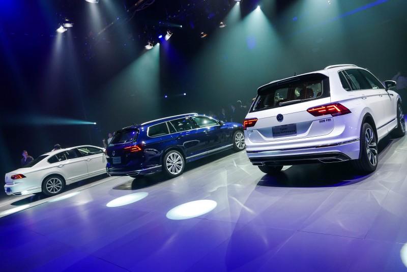 Volkswagen R-Line Performance車款除配有運動化內外觀套件,動力提升、運動化懸吊、4MOTION主動式智慧型四輪傳動系統等性能套件全數列入標配