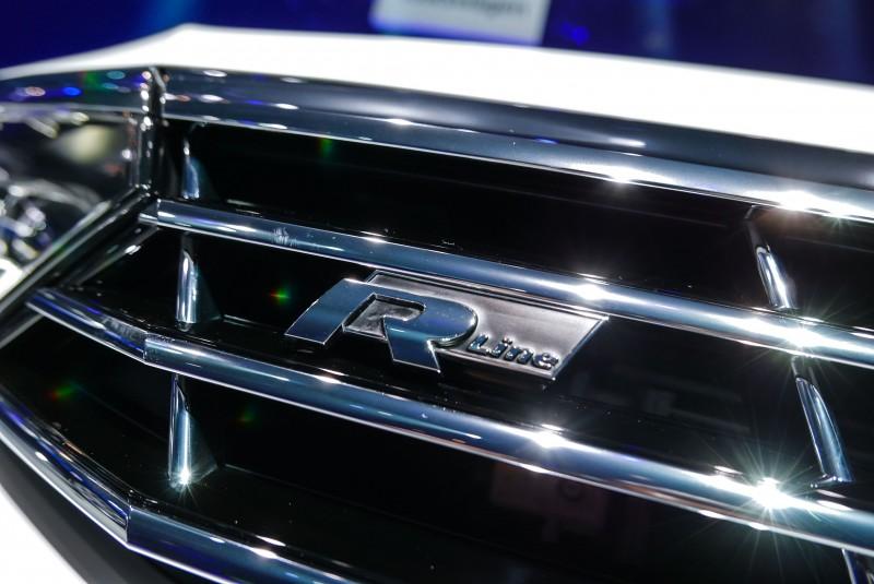 不只是好看而已,R-Line Performance在性能控麵都更勝一般車型