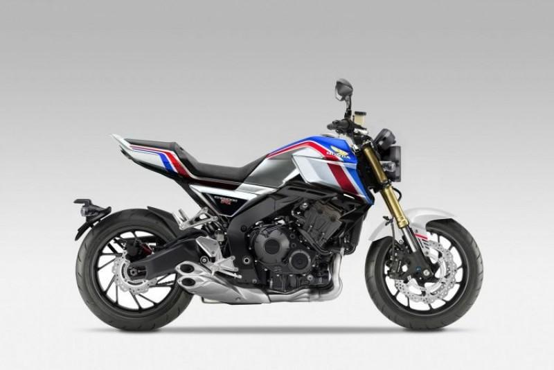 Honda CB1000R咖啡概念車完成度其實很高,幾乎可以直接量產