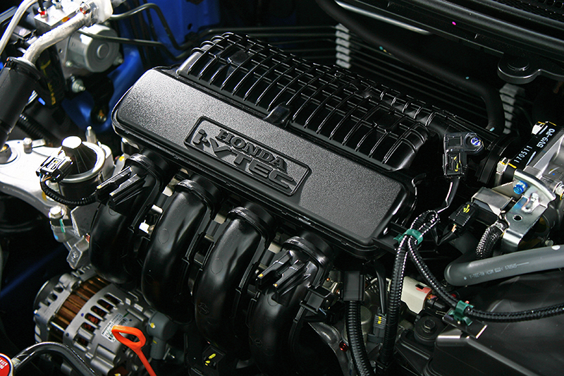 1.5L i-VTEC引擎技術帶來同級最高120PS大馬力,體現加速衝刺快感。