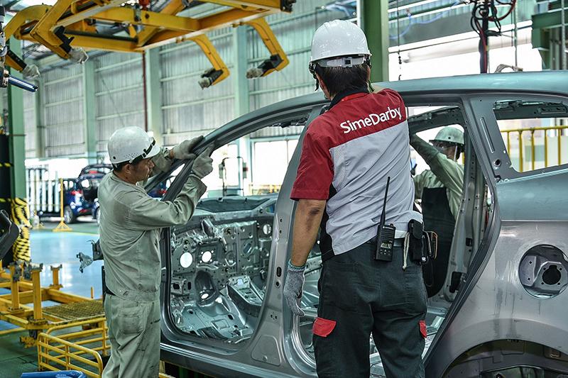 森那美起亞汽車持續投資在台設廠,創造在地汽車專業人材就業機會。