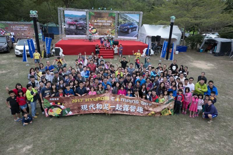透過團體行動,露營是凝聚向心力的最佳休閒活動