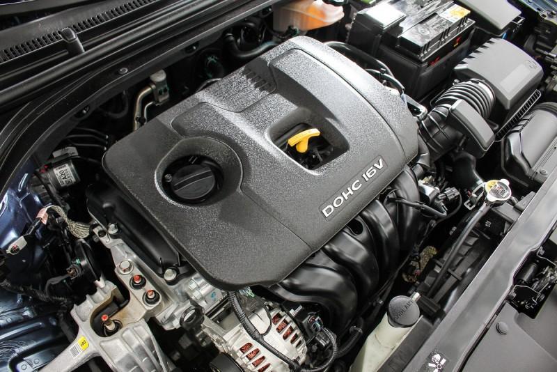 2.0汽油引擎輸出線性飽滿,無論行駛國道或山路都有平順且有力的優異表現