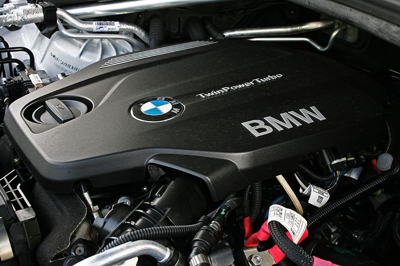 2.0升直列四缸雙渦流渦輪增壓柴油引擎,可發揮231hp與51.0kg-m最大輸出。
