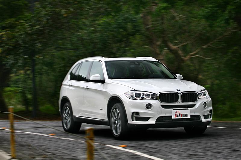 BMW X5堪稱LSUV級距裡頭,將舒適與操控天平兩端妥協得最美好的一款。