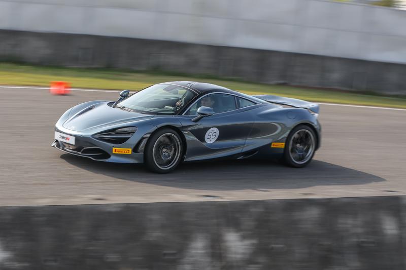 身為Super Series新世代代表,720S展現了大幅的實力躍進,絕對是筆者於此賽道體驗過最高極限、最具競技意味的一款超跑。