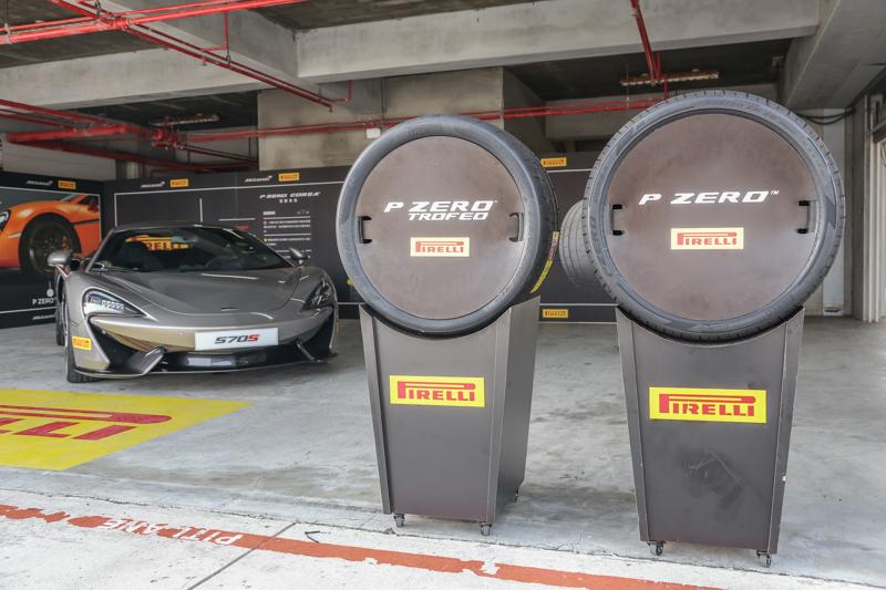除了永三汽車活動規劃的完善,Pirelli輪胎供應與專業教練的指導,都是讓此次McLaren Track Day讓人回味無窮的幕後功臣。