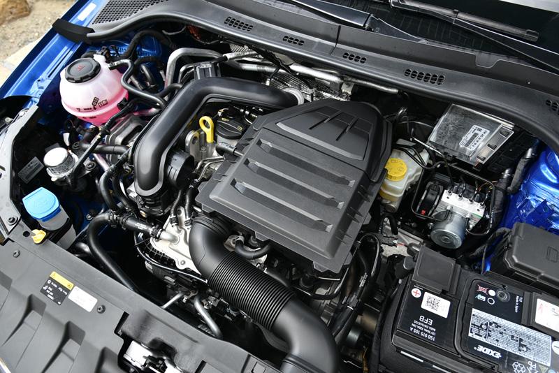 Fabia 1.0 TIS所搭載的引擎,最大扭力竟可達到20.4kgm。