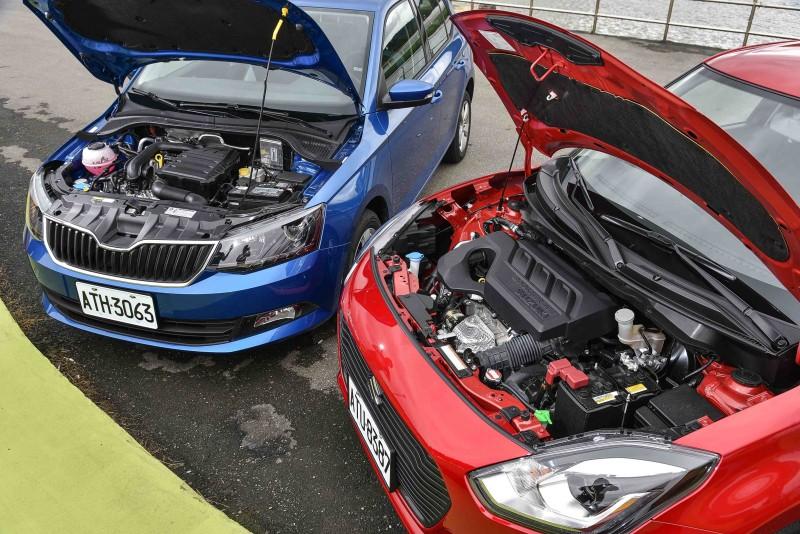 一公升排氣量渦輪增壓引擎擠下過去1.4-1.6自然進氣動力,同時更縮減缸數成三缸