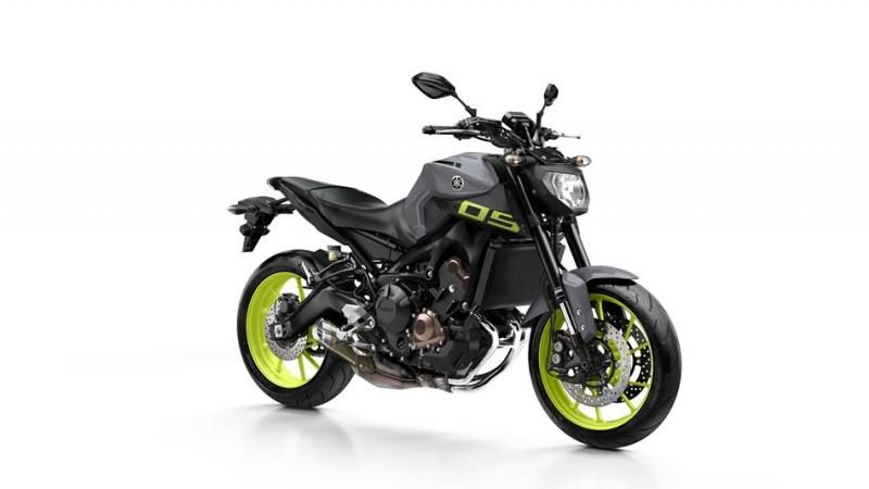 Yamaha MT-9也加入三缸重機行列