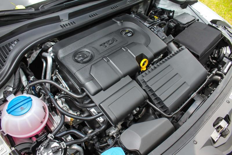 1.4TDI引擎是為了油耗與節能而生