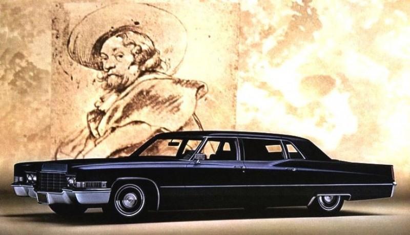 早年來自美國的黑頭車印象,讓國人在很長一段時間裡,多半認為唯有房車才算得上是車。(圖為1969年Cadillac Fleetwood Limo)