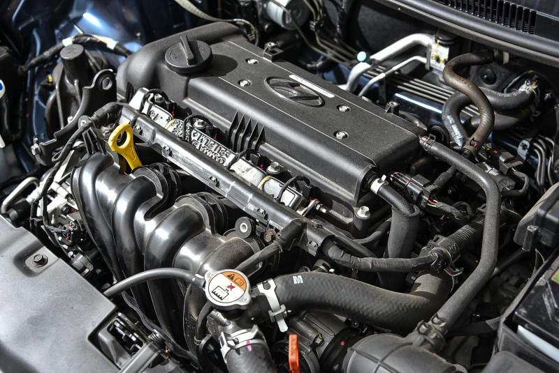 Verna的Gamma 1.6MPi鋁合金輕量化引擎具備124ps/15.9kgm輸出