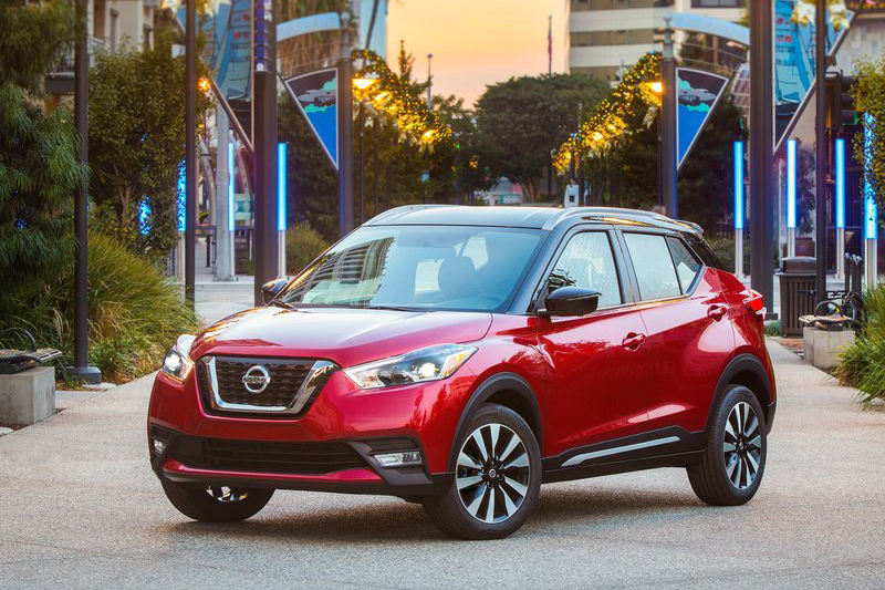 Nissan Kicks是品牌小型休旅最新成員。