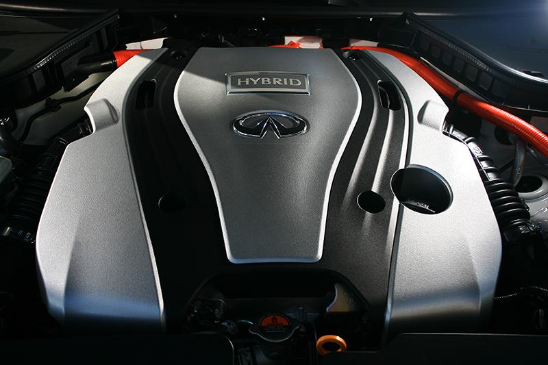 3.5升V6引擎外加電動馬達後,可帶來高達360hp綜效馬力與56.1kg-m綜效扭力。