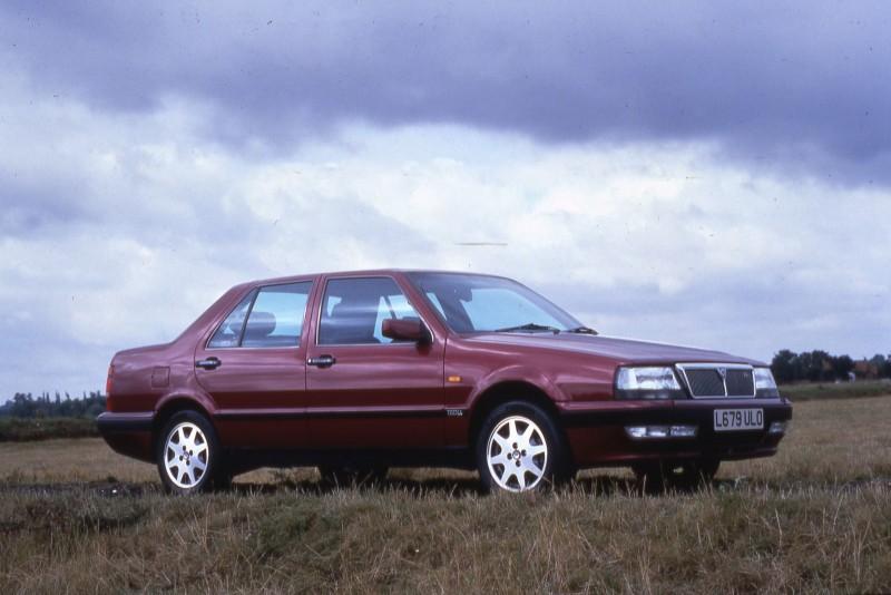 Lancia Thema是讓我愛上義大利車的始作俑者