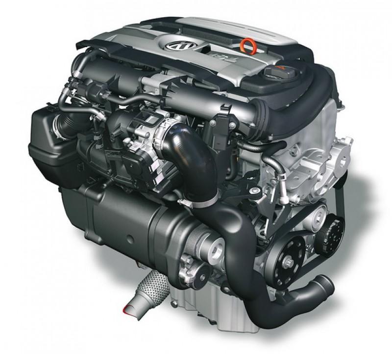 Volkswagen 1.4 TSI 雙增壓引擎
