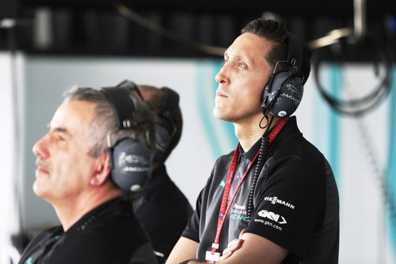 Panasonic Jaguar Racing 車隊總監 James Barclay。
