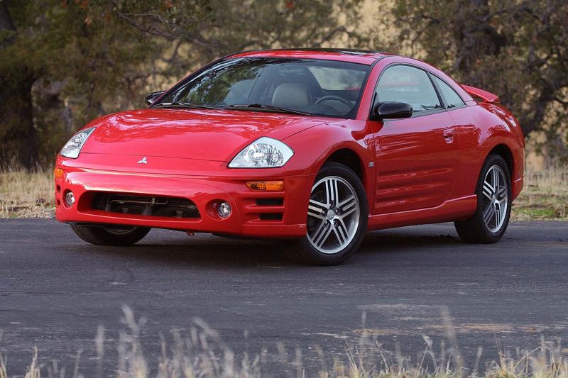 第三代Eclipse是總代理所引進的最後一款三菱跑車。