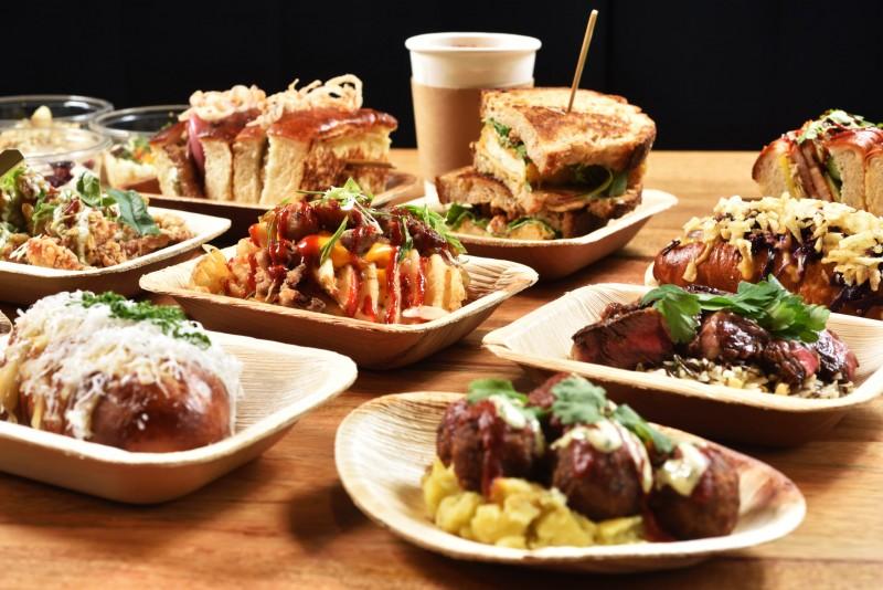 Gēn Creative運用台灣當季食材,回歸食物的根本,結合多國烹調技巧,重新詮釋美食定義。