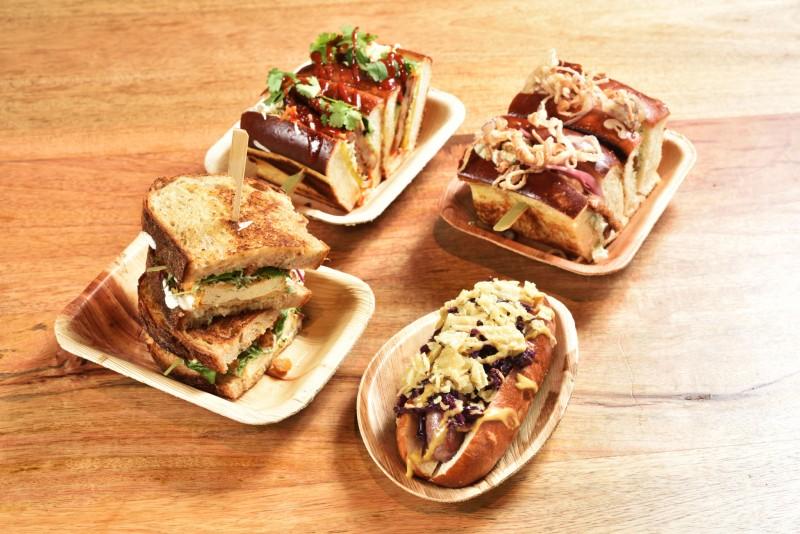 Liquid Bread Co. (LBC)將傳統美式三明治重新塑造,加入自製風味醬料與高級食材。