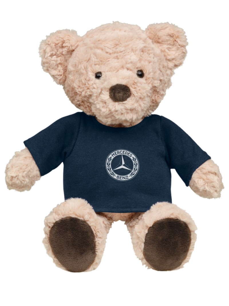 由NICI專為Mercedes-Benz打造的1926經典款泰迪熊亦是優惠單品之一。