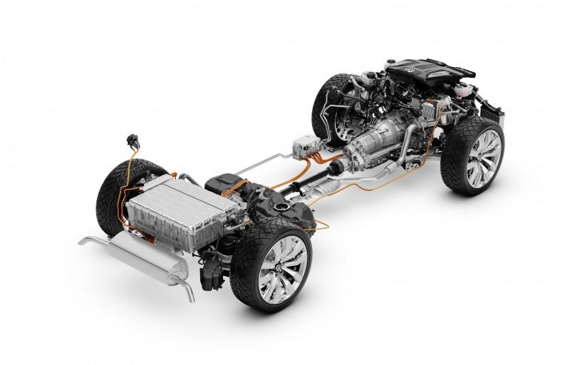 T-Prime Concept GTE已公告完整的新世代油電動力配置