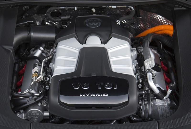 第三代Touareg Hybrid將以全新油電混和系統取代舊式動力