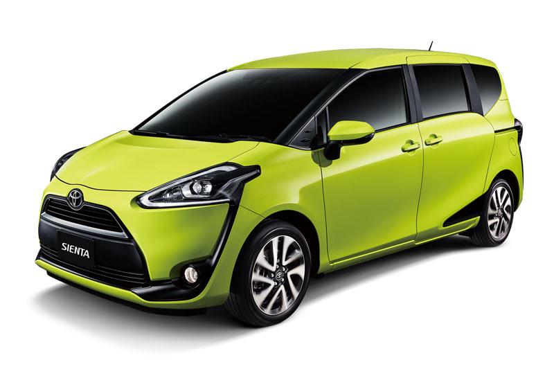 Toyota日前已針對Sienta做出配備與價格調整,對於提振Toyota在國產車市場的下滑走勢將有所幫助。