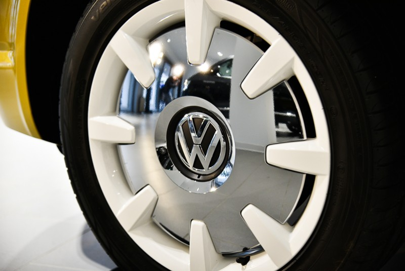 仿古氛圍濃郁的18吋經典Disc鋁合金輪圈,洋溢著彷彿鍍鉻輪圈蓋般的濃濃古意。
