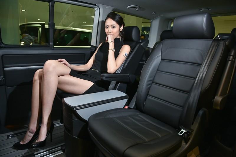 Multivan上的乘員不是最尊貴的VIP就是摯愛的親朋好友,因此具備周延綿密的主被動安全防護機制。