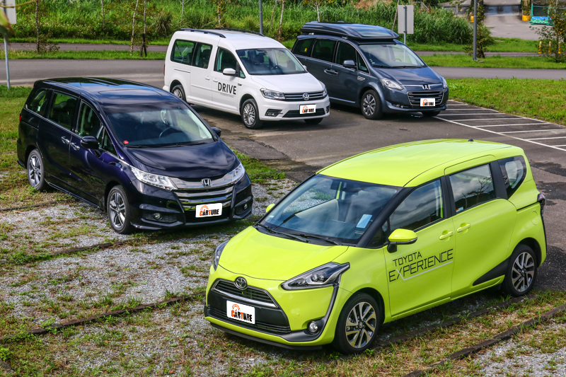 什麼車款最適合長者乘坐?這次CARTURE車勢文化一口氣找來四款車型來PK!