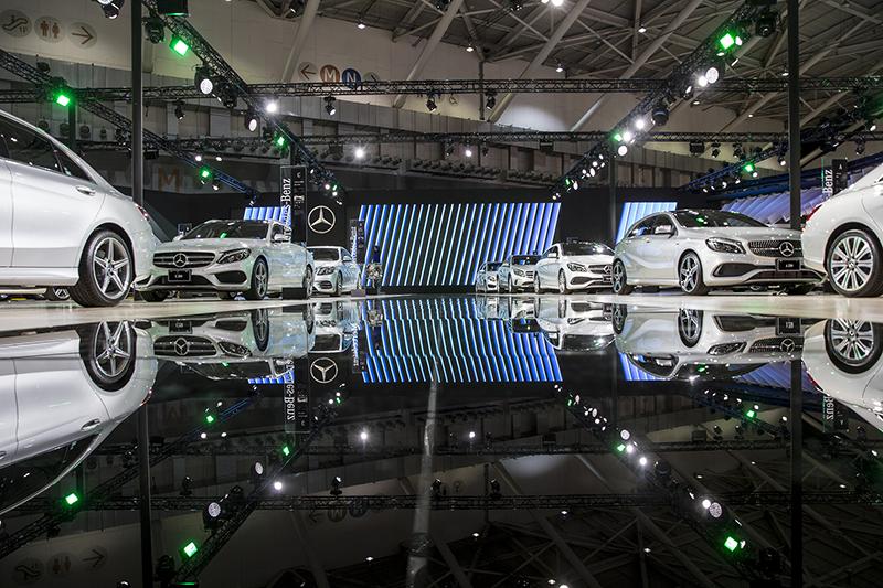 Mercedes-Benz 2017年締造27,931輛佳績,已經挺進品牌排行榜第五名位置。