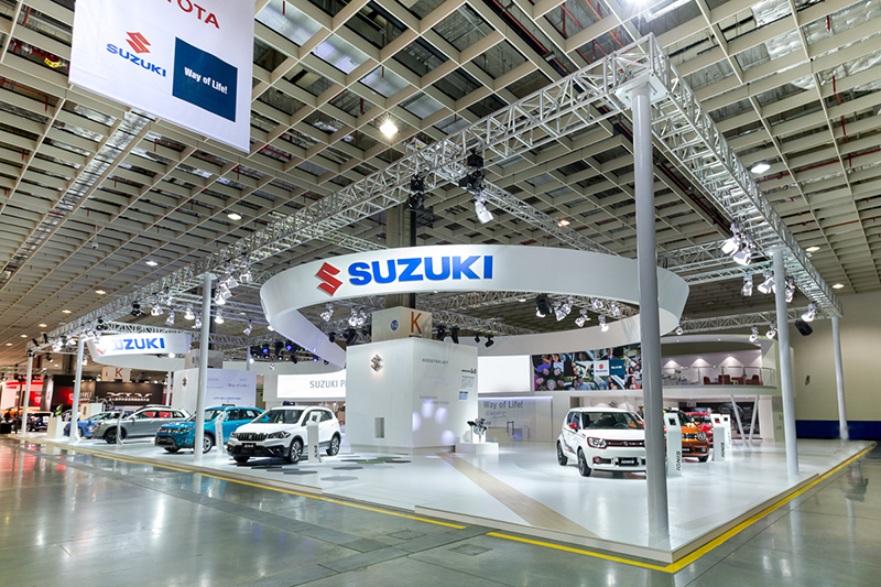 Suzuki 2017年大爆發,在四款新車加持下創造10,183輛亮眼佳績。