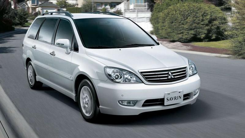 當年以幸福房車為訴求的Mitsubishi Savrin,是台灣最長青的轎旅車之一,銷售時間長達13年,是許多家庭買家購車首選。