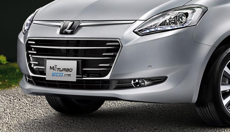 三代同車所需要之最佳車款的希望可能要放在Luxgen上了。
