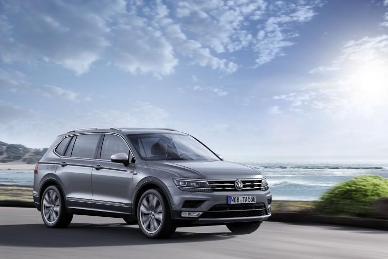 歡慶Volkswagen創造全球銷售佳績,Tiguan Allspace早鳥優惠方案持續實施中。